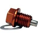Moose Racing Drain Plug Magnetic Orng DP108