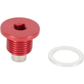 Moose Racing Drain Plug Mag Husky DP126