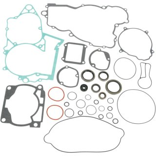 Moose Racing GASKET-KIT,W/OS 250SX/EXC 811324