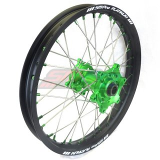 "SM Pro Platinium Vorderrad Kawasaki Kx 85 - 19""..."