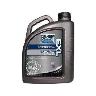 Bel Ray Öl Exl Mineral 4T 10W-40 4L