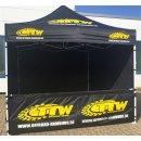 TTW-Offroad Bannerstange Für Zelt Easy Up 3X3M