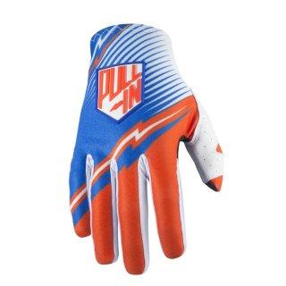 Pull-In Kinder handschuhe Challenger Blau/Orange