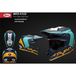 Bell Moto 9 Flex Rouge Limited Edition S