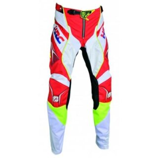 Kenny Hrc Mx Hose Rot/Weiss