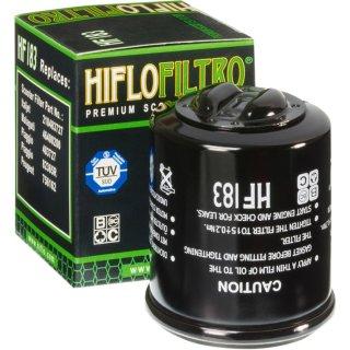 Hiflo Filtro Ölfilter HF183