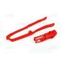 UFO Plast Chngide+Sldr Kit Crf450Rd HO04690-070