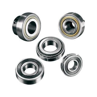Parts Unlimited BALL BEARING 30X55X13 PU6006-2RS