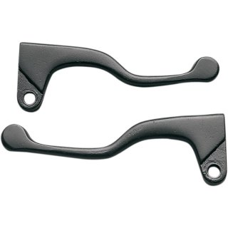 Parts Unlimited LEVER SHORTYS-HONDA BLK