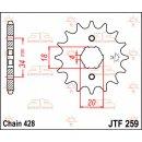 JT Ritzel 13T 428 JTF259.13
