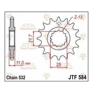 JT Kettenrad 16T 532 JTF584.16