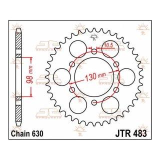 JT Kettenrad 35T JTR483.35