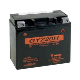 Battery Yuasa Gyz20H