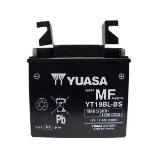 Batterie Yt19Bl-Bs Yuasa Mtf Mit Sp