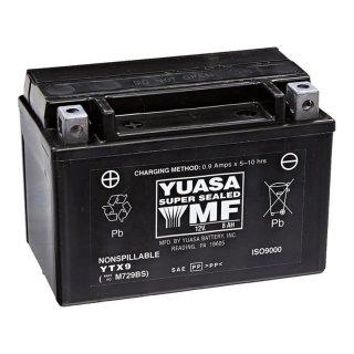 Battery Ytx9 Fa