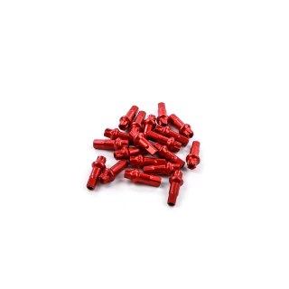 Speichenippel Rot 36Per Set 3.60Mm X 7.60Mm