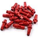 Speichenippel Rot 36Per Set 4.00Mm X 7.60Mm