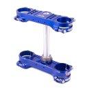 Xtrig Gabelbrücken-Kit ROCS Tech Offset 23 blau...