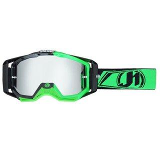 JUST1-Brille-Iris-Carbon-Fluo-Green