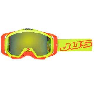 JUST1-Brille-Iris-Neon-Yellow